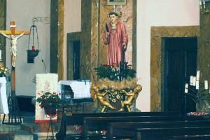 Statua San Lorenzo